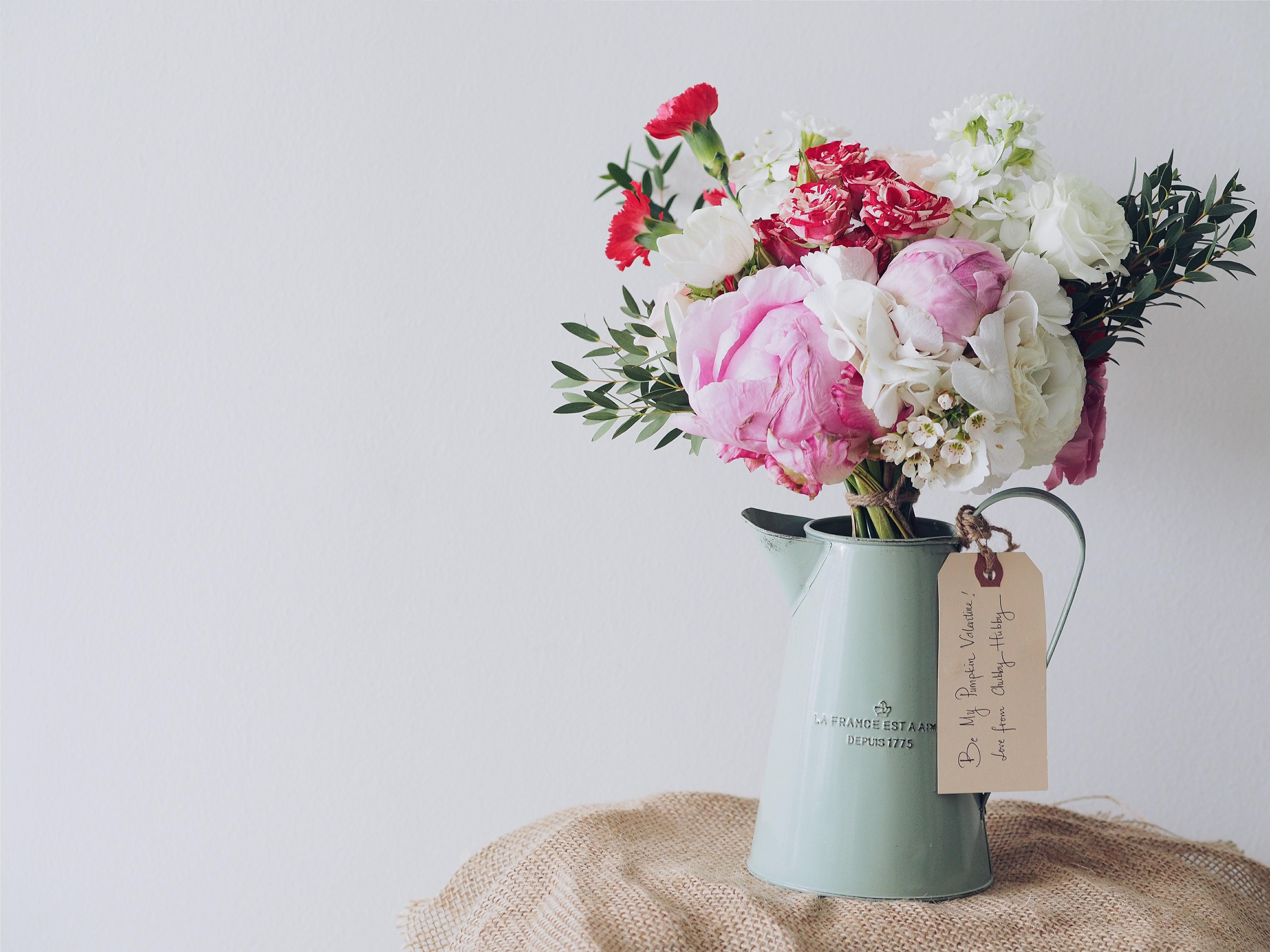 Zijn bloemen duurzaam?