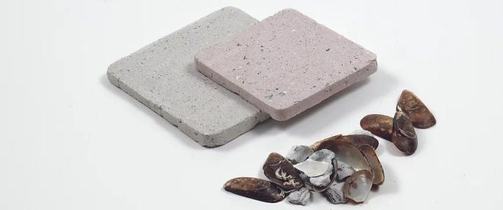 Project Sea Stone maakt duurzame tegels
