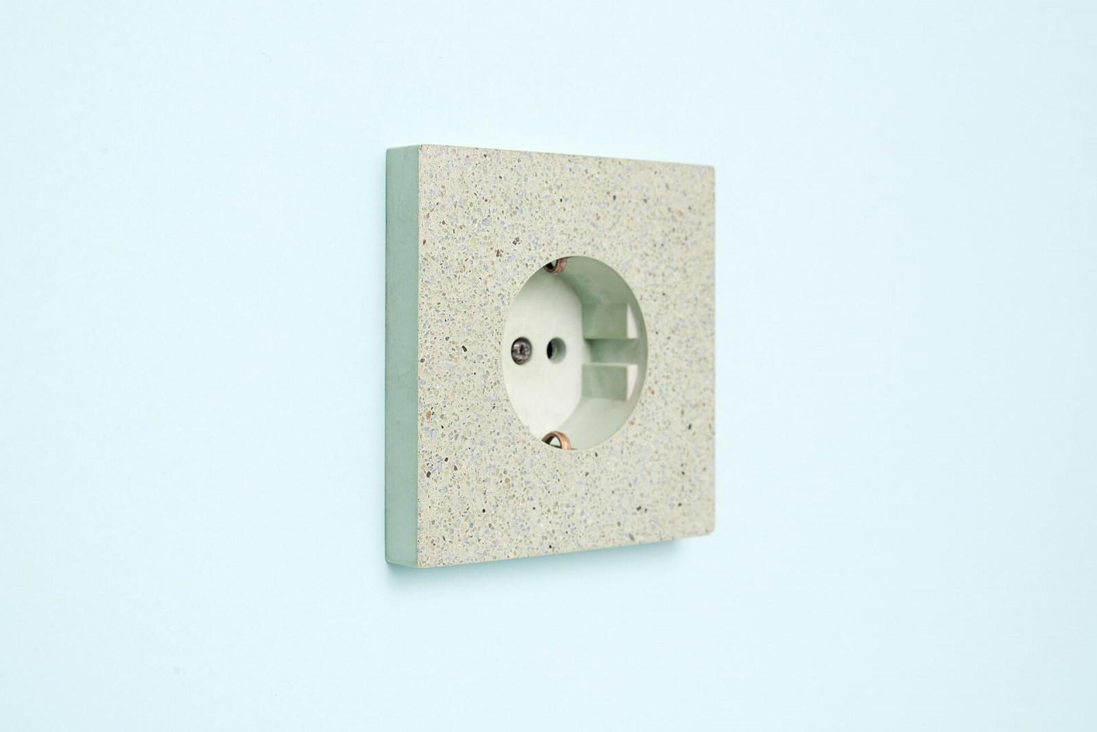 Design schakelaar en stopcontacten