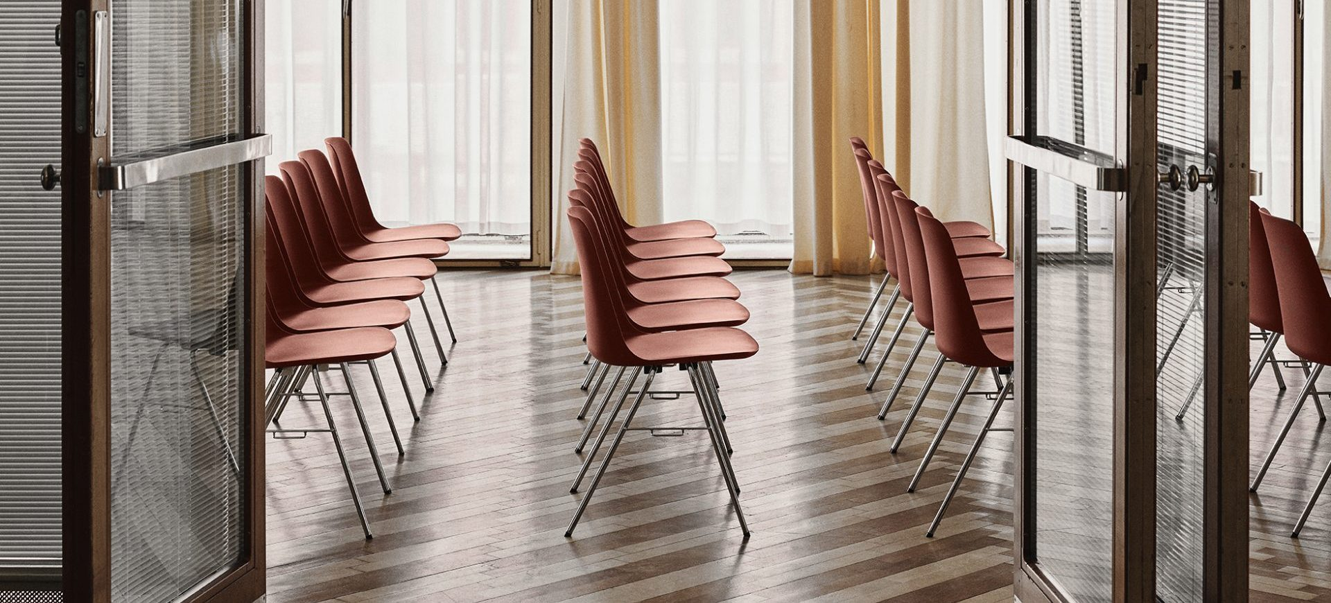 Duurzame stoel