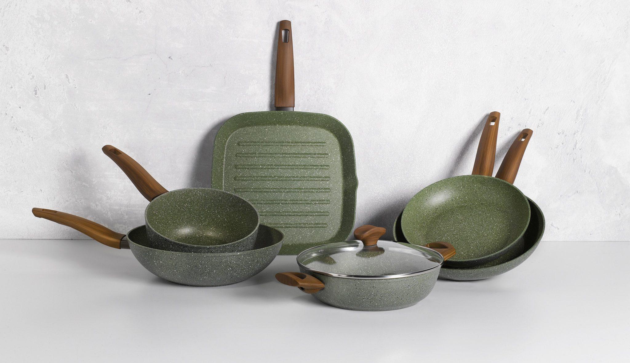 Duurzaam koken met TVS Cookware
